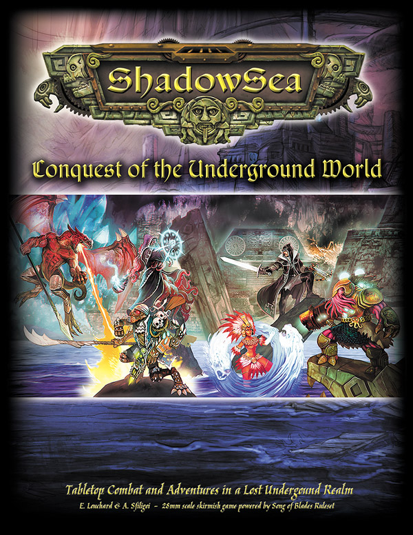 ShadowSea Kickstarter Rewards Shipping Soon