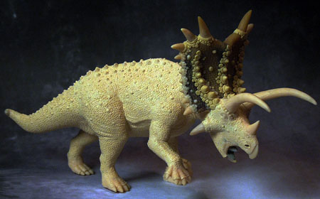 Titanoceratops - 150mm long