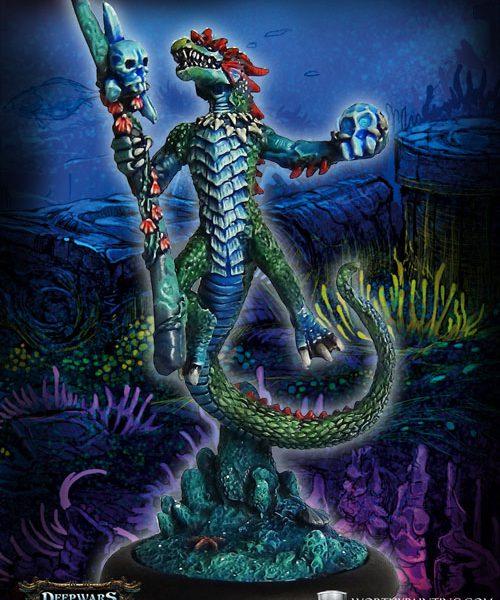 Draconid Sea Shaman
