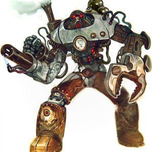 Iron Conqueror