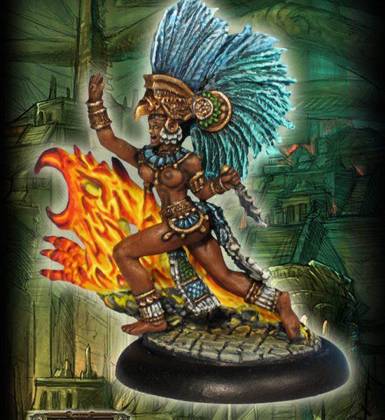 Xitlalli – Sorceress of Fire