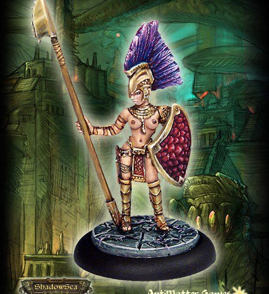 Amatzl Warrior