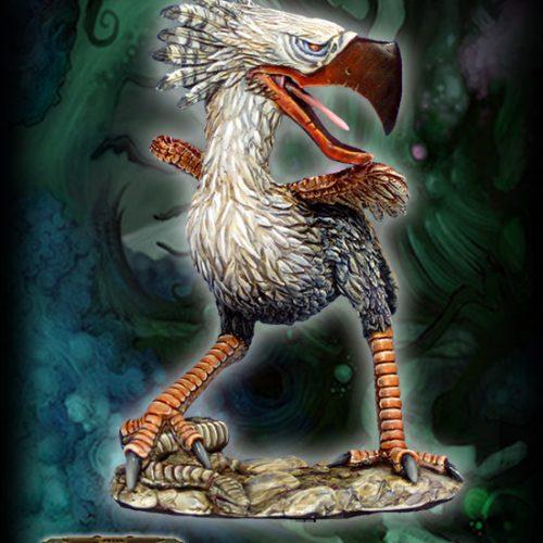 Skullcracker Bird
