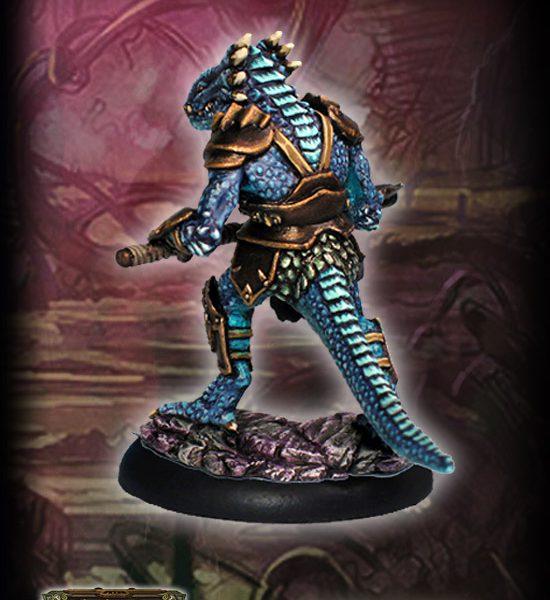 Draconid Heavy Warrior
