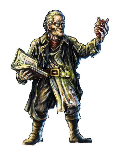 Dr. Hans Drachenstein