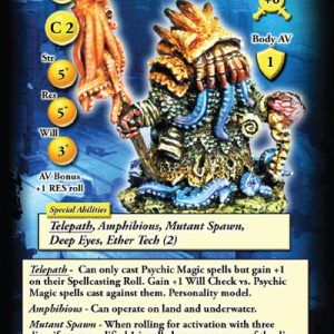 SS Cards – Dark Mariners