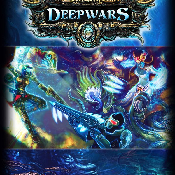 DeepWars Softcover