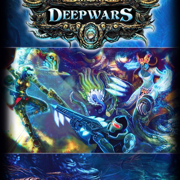 DeepWars Softcover