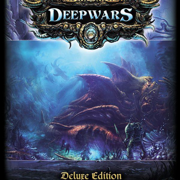 DeepWars Hardcover