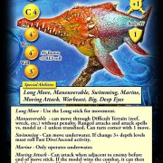 DW Cards – Scaly Horde