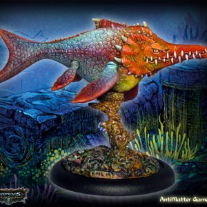 Dire Fish-Lizard