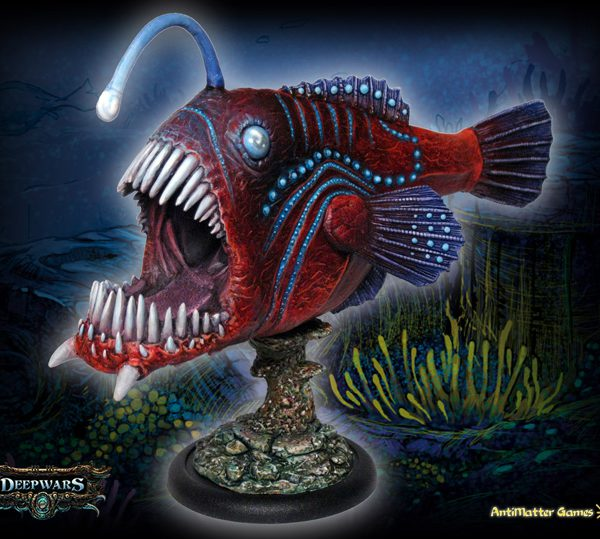 Giant Anglerfish