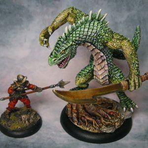 Jade Salamander