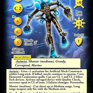 DW Cards – Ancients of Atalán