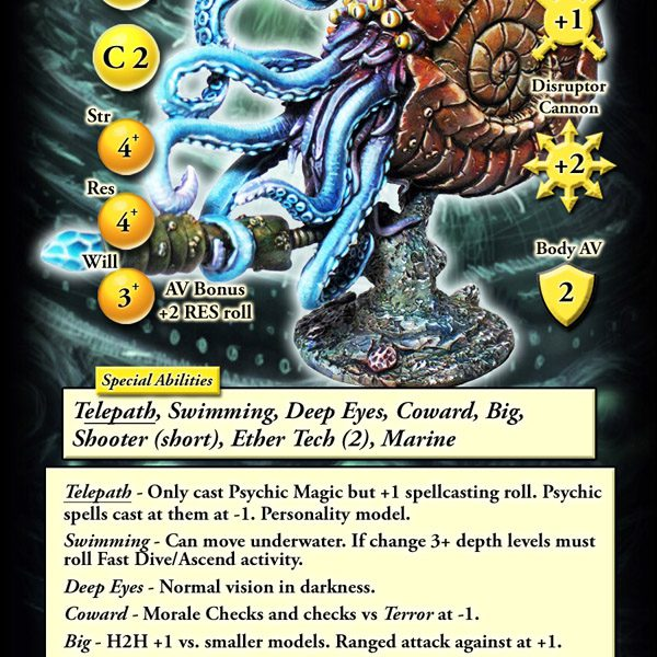 DW Cards – Dark Mariners