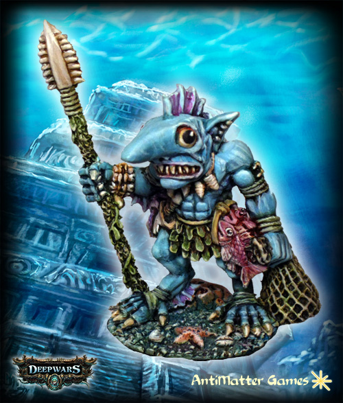 Sea Goblin Poacher
