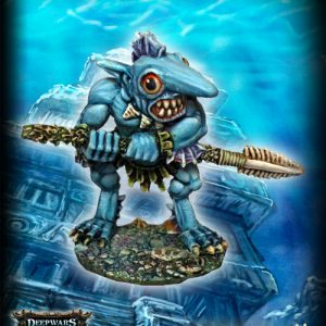 Sea Goblin Spearhunter