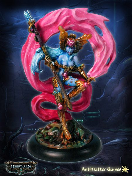 Xicana – Elementalist