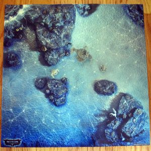 Game Mat – Reef 24×24