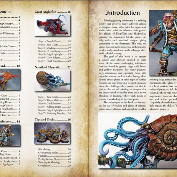 Painting Scaly Beasts PDF
