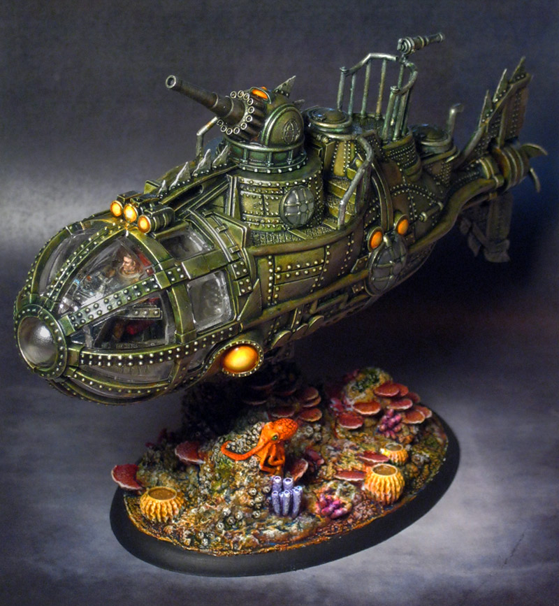 Submarines and More for DeepWars