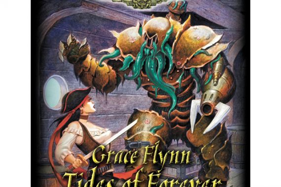 New ShadowSea Campaign supplement:  Grace Flynn – Tides of Forever