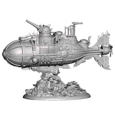 Vehicles & Submarines